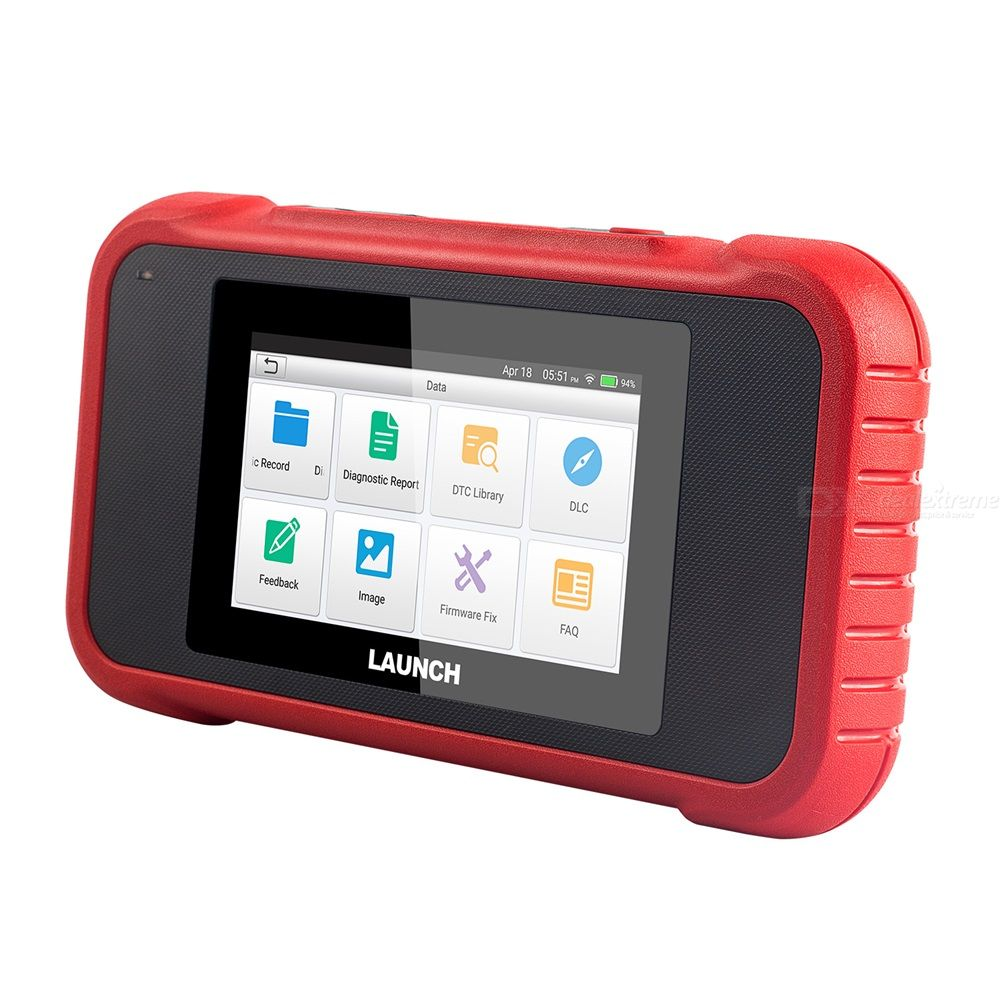 LAUNCH CRP129E Diagnostic Tool WIFI Free Update 4000mAh 720p HD 5 Touch IPS