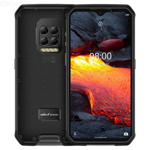 Ulefone Armor 9E 64MP Camera Rugged Phone Android 10 Helio P90 Octa-core 8GB+128GB 6600mAh Endoscope Supported - Global Version