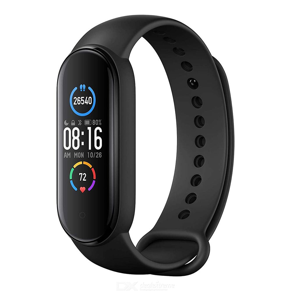 Poland Warehouse Xiaomi Mi Band 5 Smart Wristband 1.1 Inch Color Screen Miband With Magnetic Charging 11 Sports Modes