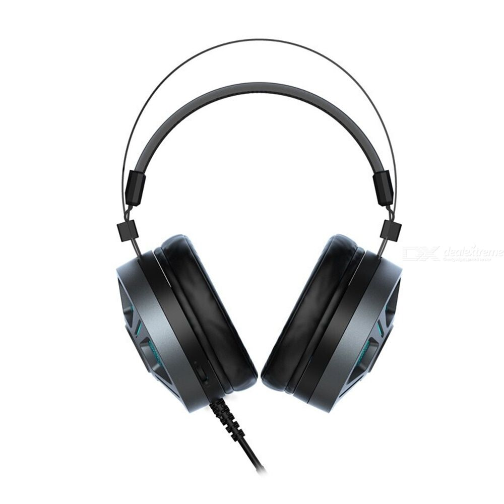 RAPOO VH510 Gaming Headphone 7.1 Channel RGB Gaming Headset With 360° Omni-directional Noise Reduction Microphones  USB Power