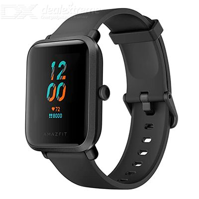 Amazfit Bip S 5ATM Waterproof Smartwatch Heart Tracking Bluetooth Smart Watch CES For Android IOS Phone - Chinese Version