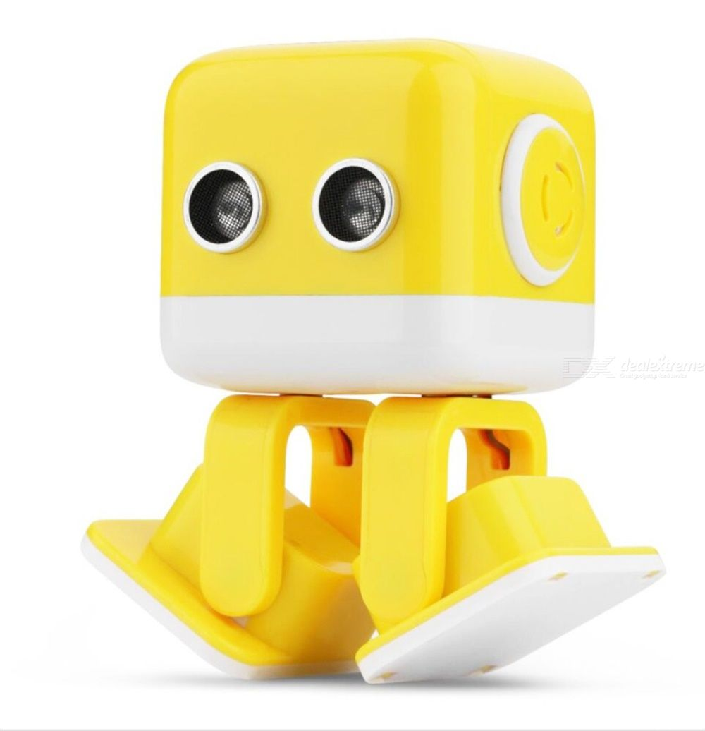 F9 Cubee Intelligent Robots APP Remote Control Robot Dancing Robot Toys Story-telling Singing Robot Toys Interactive Play