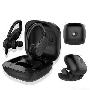 Bluetooth 5.0 TWS Headphones Wireless Earbuds Sports Earphones 3D Stereo Gaming Headset with Mic Phone Charging Box