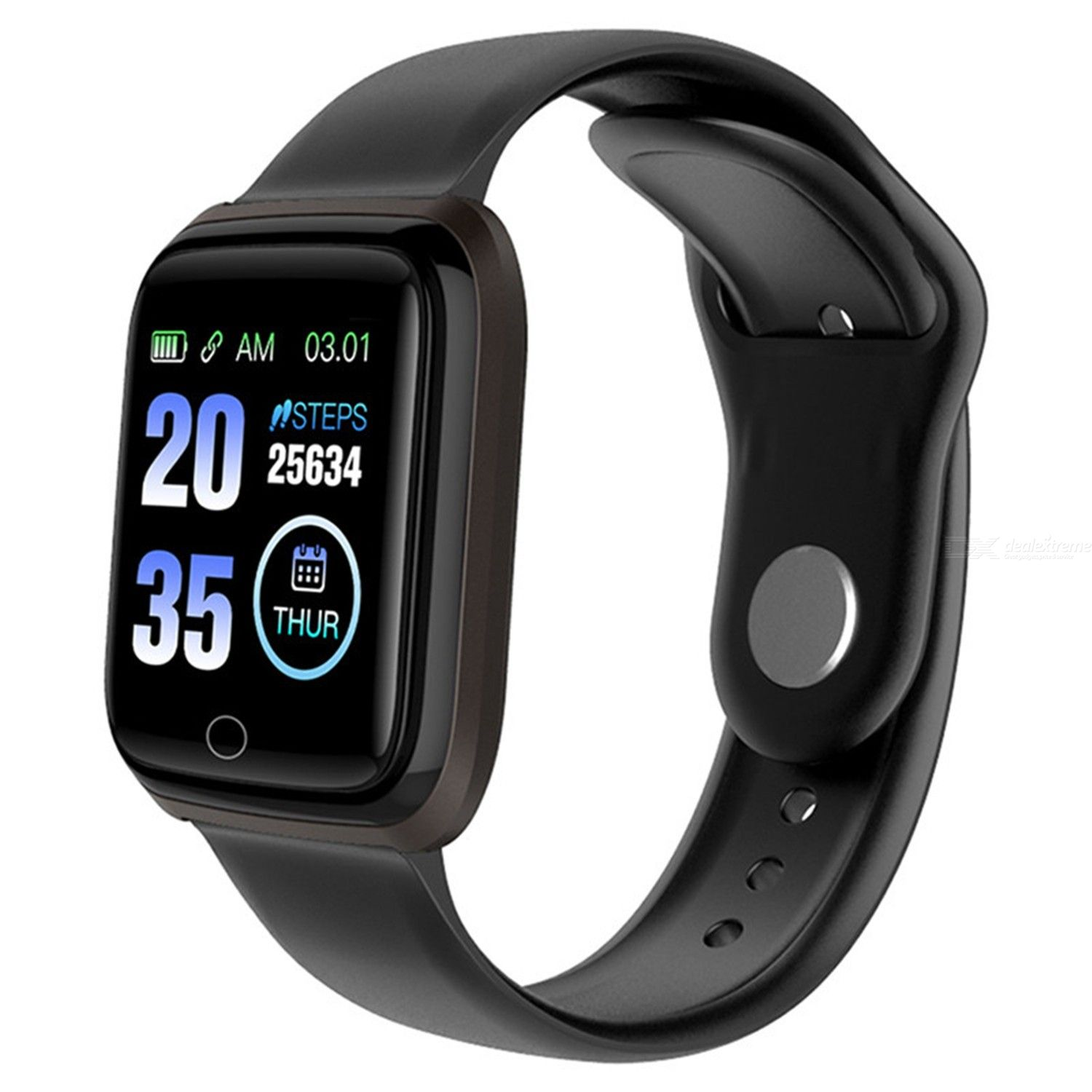 M6 Smart Watch Gps Positioning Waterproof Heart Rate Blood Pressure Multi Mode Watch Can Take Pictures, Exercise Meter Step