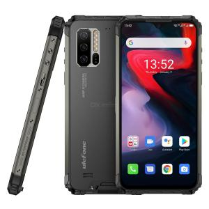 Ulefone Armor 7E Helio P90 Android 10 6.3 Inch 48MP Triple Camera IP68 Rugged 4G Phone with 4GB RAM 128GB ROM - Global Version