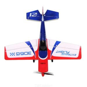 Edge A430 EVA Foam Hand-throwing Airplanes 3D/6G System Wing-fixed Glider Toy Remote Control Aircraft For Children