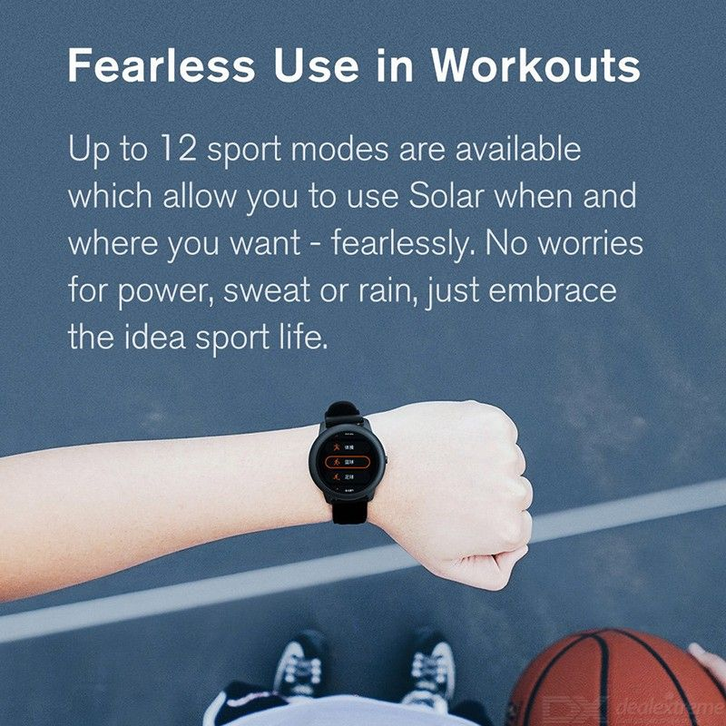 Haylou Solar LS05 Smart Watch Metal Heart Sport Sleep Monitor IP68 Waterproof iOS Android Global Version for Xiaomi YouPin