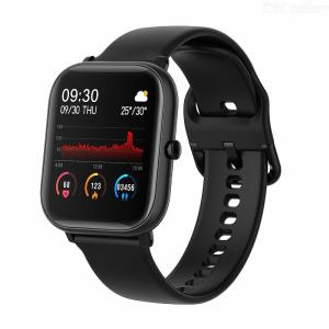 P20 Smart Bracelet 1.4 Inches Full Touch Screen Waterproof Bluetooth 4.2 Charging Stand