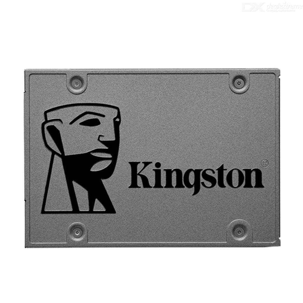 KingSton A400 SSD SATA3 Solid State Disk 120GB Storage  2.5 Inches Read Speed 500MB/s
