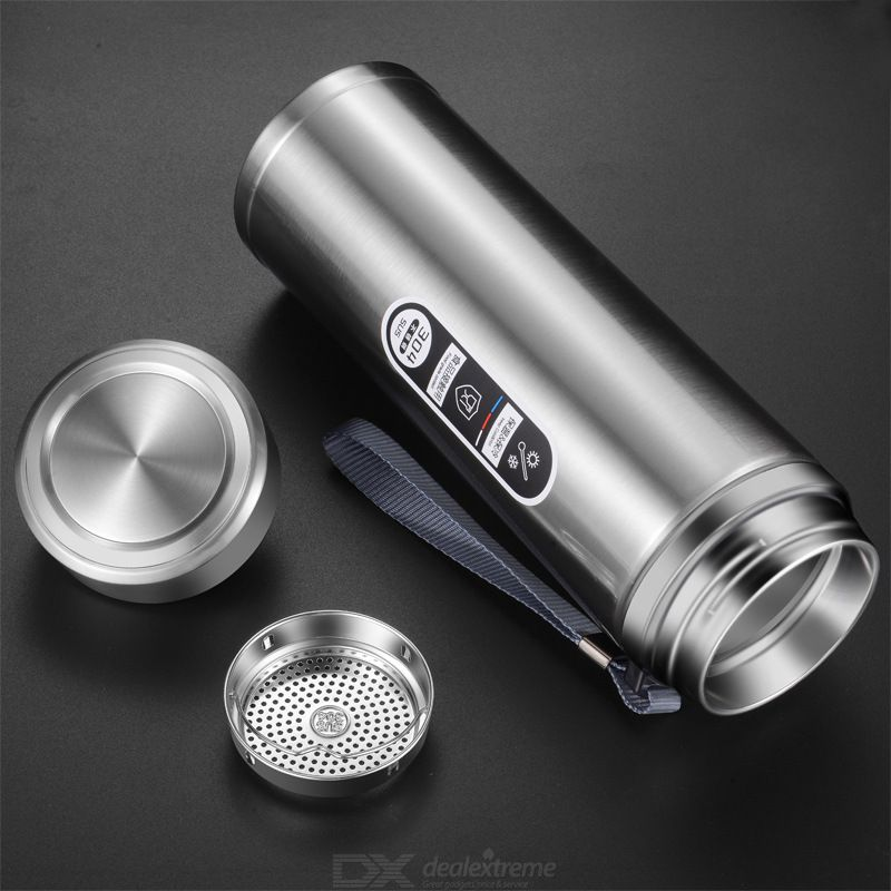 Armor Bullet Stainless Steel Vacuum Mug Vacuum Double Advertising Cup Outdoor Sports Water Cup Customized Iron Armor Cup