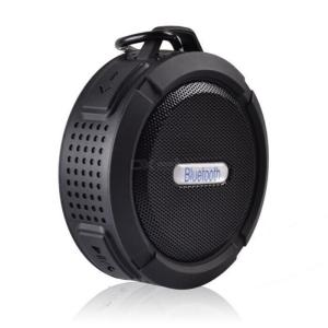 C6 Bluetooth Speaker Waterproof Dustproof Mini Portable Durable Bluetooth 3.0 Support TF Card