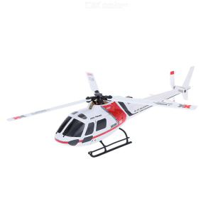 K123 6-channel Remote Control Helicopter Toy Electric Aircraft Model Birthday Gifts For Kids Boys Multi-battery Version