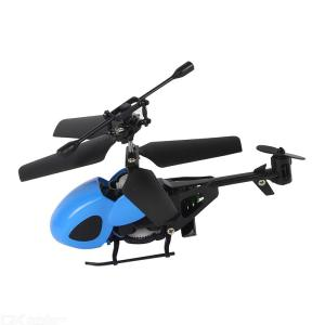 QS5012  2-channel Remote Control Helicopter Toy Mini Rechargeable Aircraft Toy Birthday Gifts For Kids Boys RC Airplanes