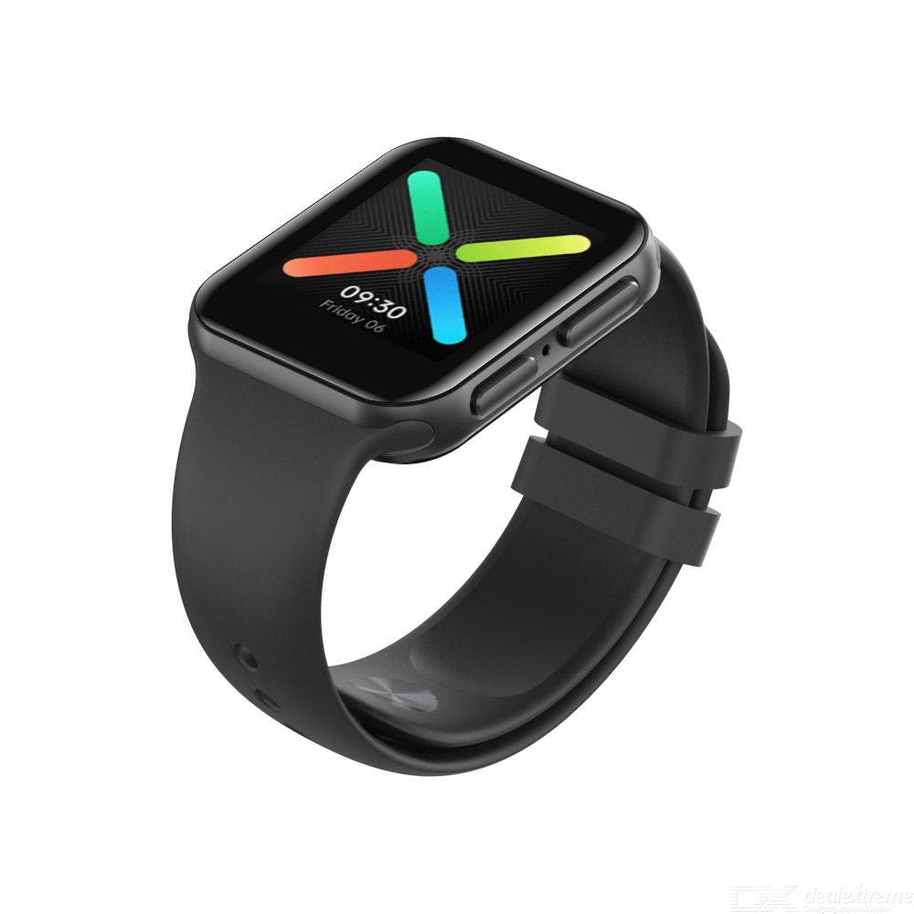 AllCall Awatch GTA Square Dial Wristwatch Smart Bracelet Digital Sports Watch Multi-functional Smart Call Watches Passometer