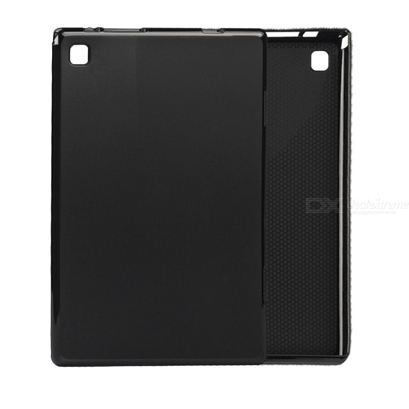 Solid Color Ultra-thin Shockproof TPU Tablet Case for Teclast P20HD  10.1 inch