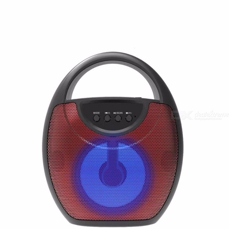 Quelima portable bluetooth speaker outdoor small bluetooth speaker portable player speaker