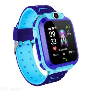 Q12 Kids Smart Watch Waterproof Intelligent Positioning Camera Phone Two-way Conversation SOS