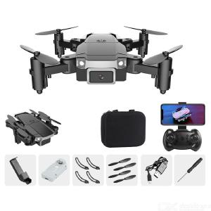 HJHM H6 Drone Foldable Portable 4K HD Camera Wear Resistance Scratch Resistance Drop Resistance Dual/three/four Electric Version