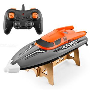 YLRC 601 RC Boats 2.4G Remote Control Low Battery Reminder Capsize Reset Water Cooling Waterproof Single Electric Version