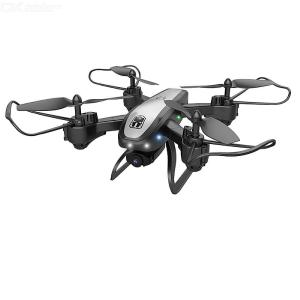 KY909 4K Vision Voor Positionering RC Dar HD Dubbele Camera Folding UAV