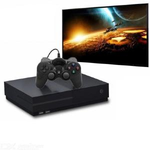 Ultra HD Video 4K Game Console Built-in 800 Games 64 bit HDMI Player for PS1/CPS/GBC/SMS - Black
