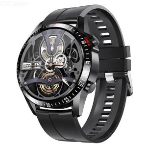 CK29 Smart Watch Magnetic Charging 1.28 Inch Full Circle Screen Waterproof Bluetooth Call Bluetooth 5.0 Scratch-resistant
