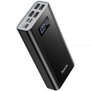HOCO 20000mAh Star Ocean Power Bank 4 USB Outports Micro/Type-C Inputs With LED Display J46A