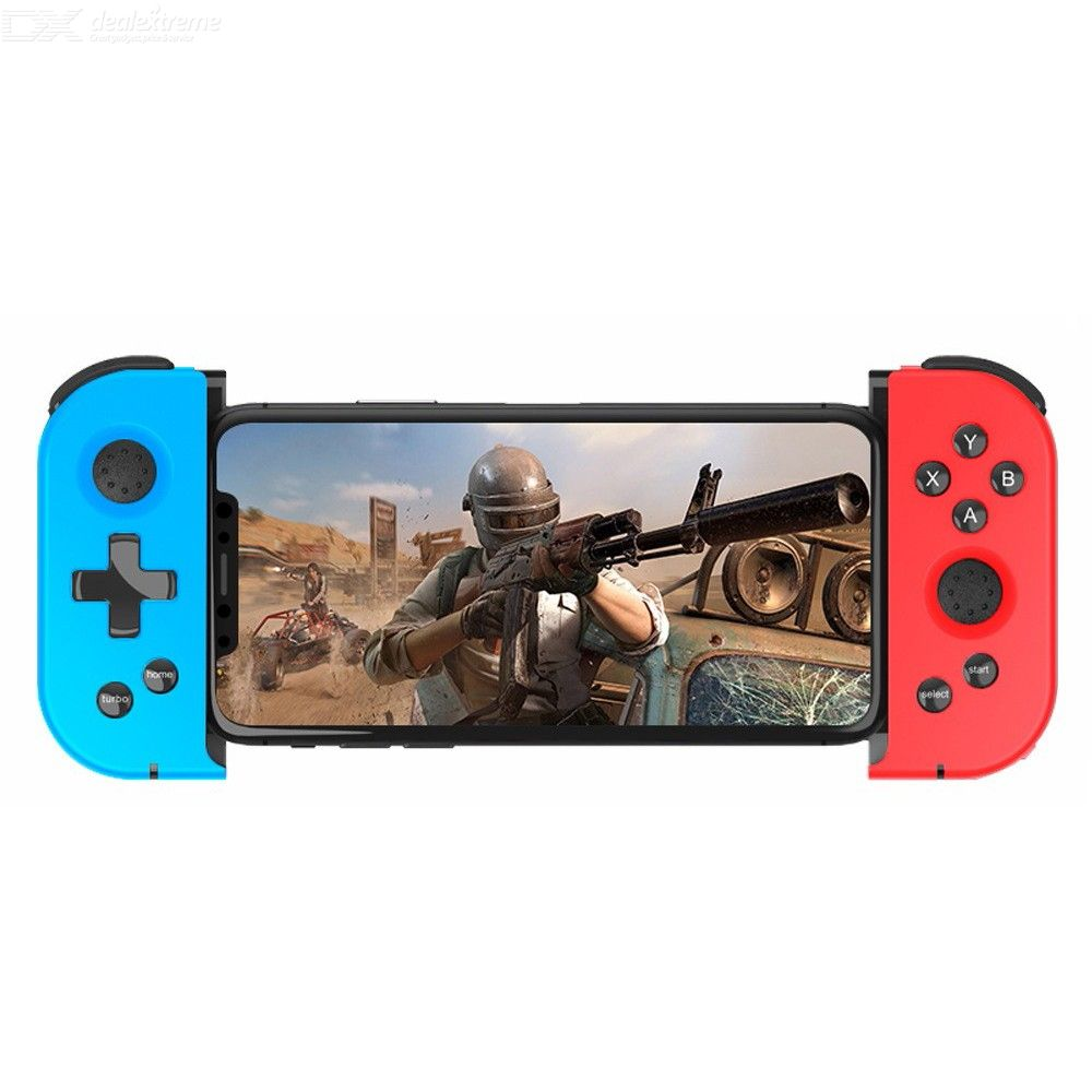 X6pro Stretching Bluetooth Gamepad Android Apple Universal Direct Connect