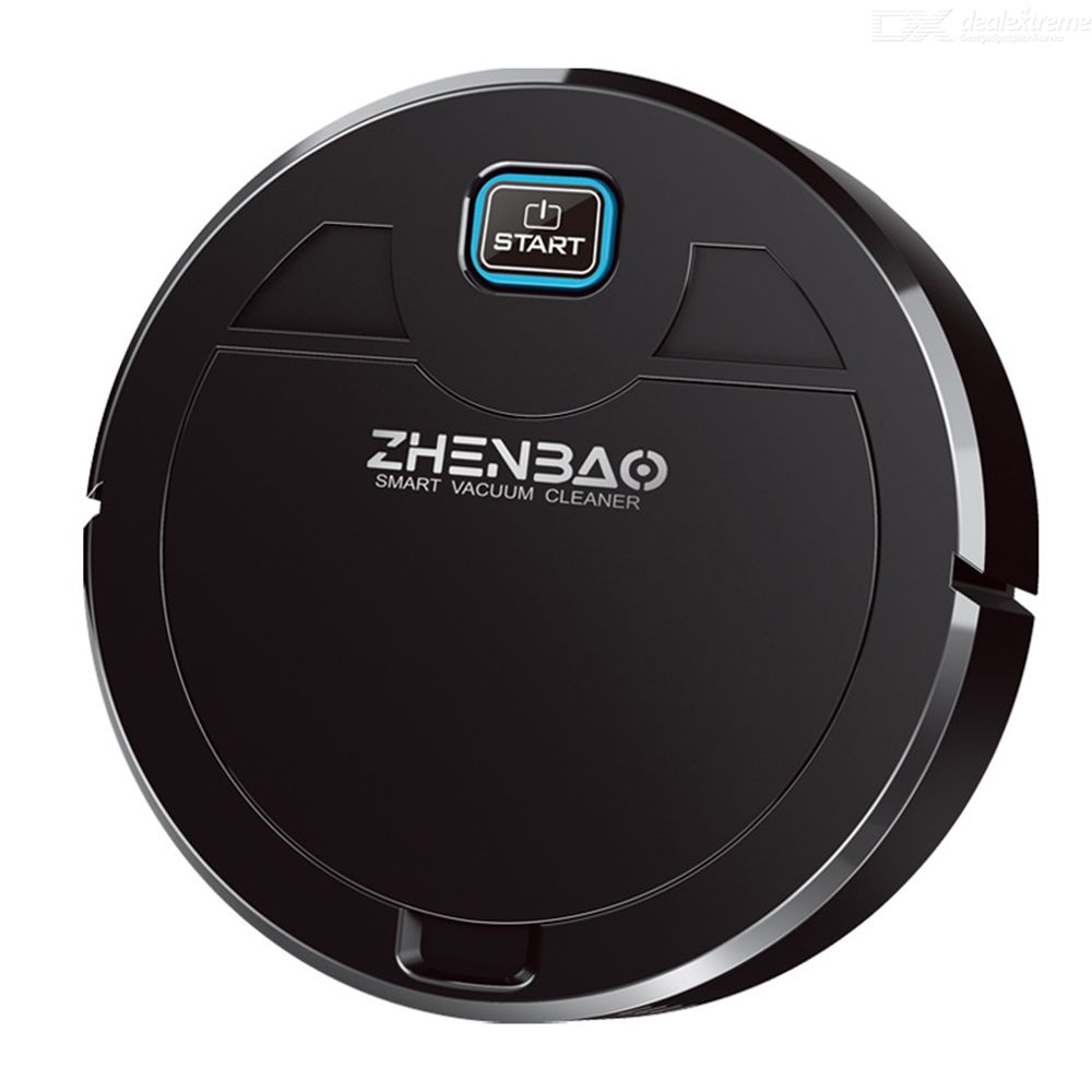 ZHENBAO Smart Vacuum Cleaner USB Charging Fully Automatic Anti-collision Anti-drop Large Lithium Battery