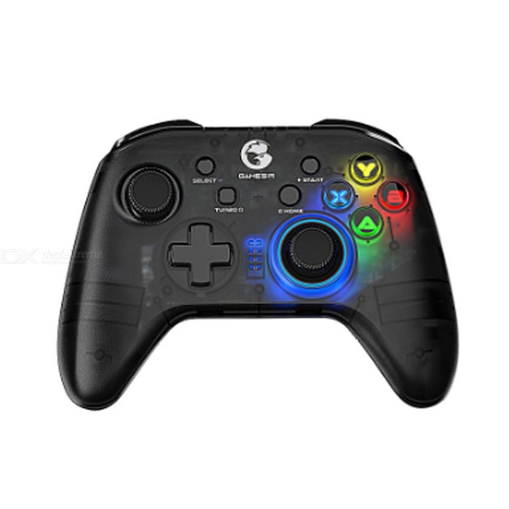 GameSir T4 Pro Bluetooth Gamepad for Nintendo Switch Controller Game Joystick With USB Receiver for iOS Android Windows PC