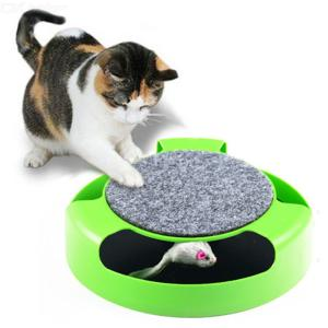 PET Cat Toy Mouse Crazy Training Funny Toy For Cat Playing Toy with Mice Cute Cat Mouse Toy Catch the Motion Mouse