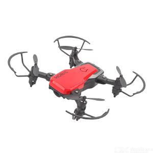 D2 Mini Drone Foldable Portable 4K HD Camera 2.4G Remote Control 4-axis Color Box Packaging Single Electric Version