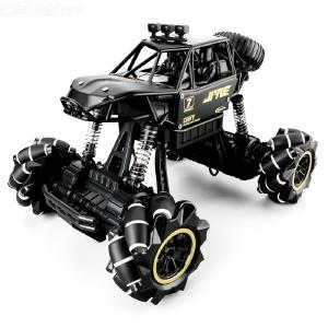 616A RC Car Wear-resistant Durable Dual Control Mode 2.4G Remote Control Flat Mode Climbing Mode Single Electric Version