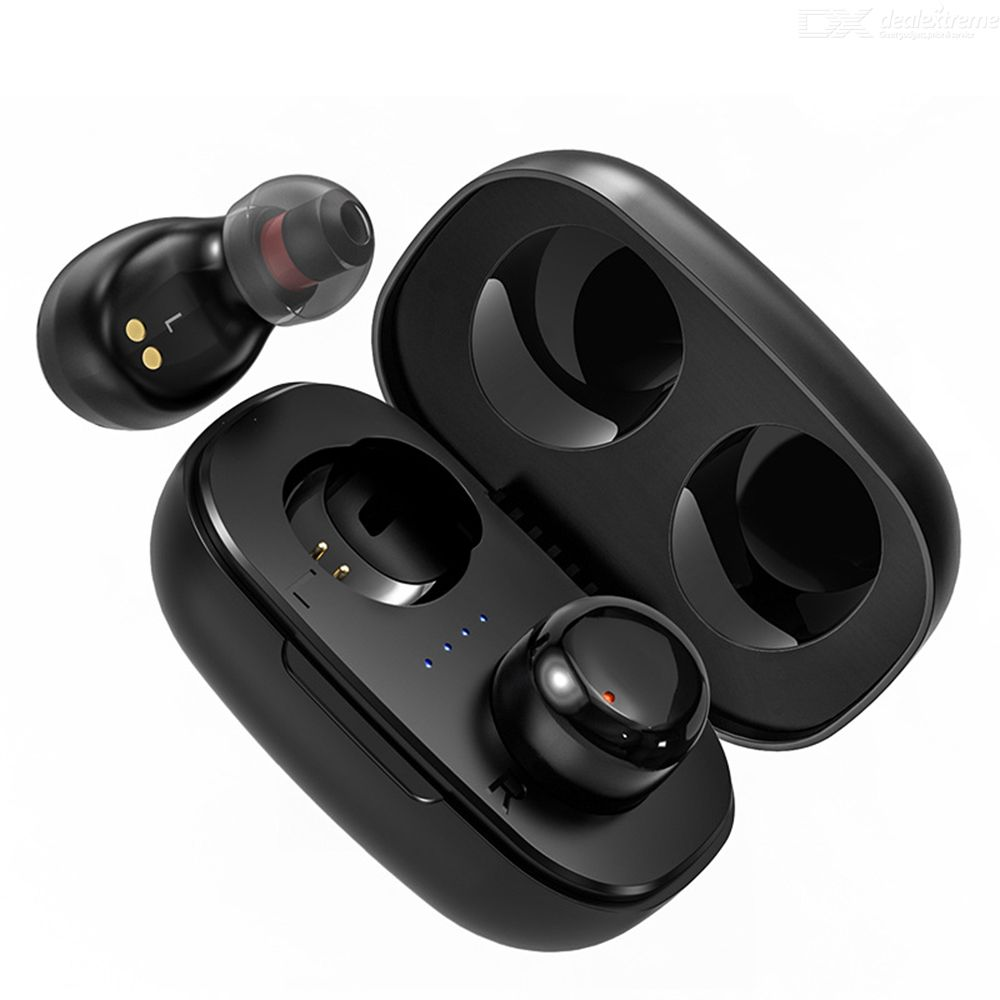 BOROFONE BE35 TWS Wireless Headphones In-ear Bluetooth Headset Rechargeable Sport Earplugs Mini Portable Stereo Earphones