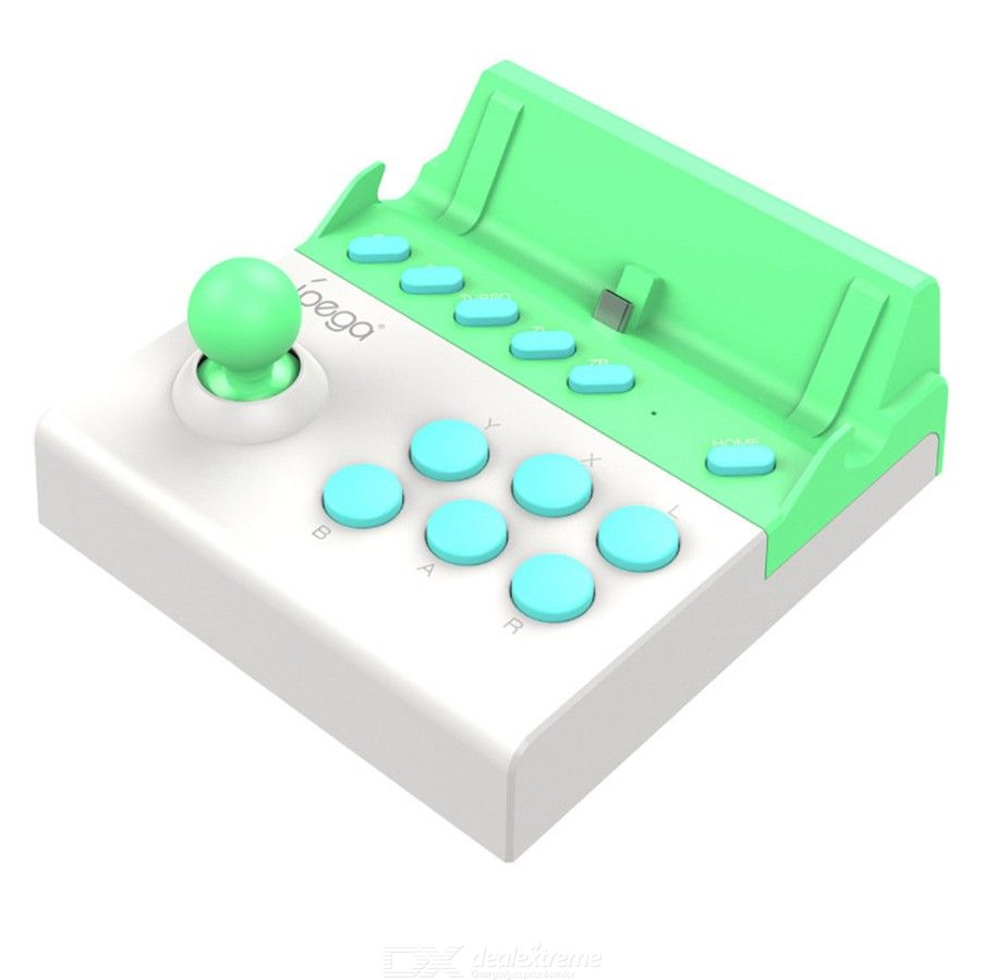 Switch Lite gladiator arcade rocker NS host rocker plug and play with repeating