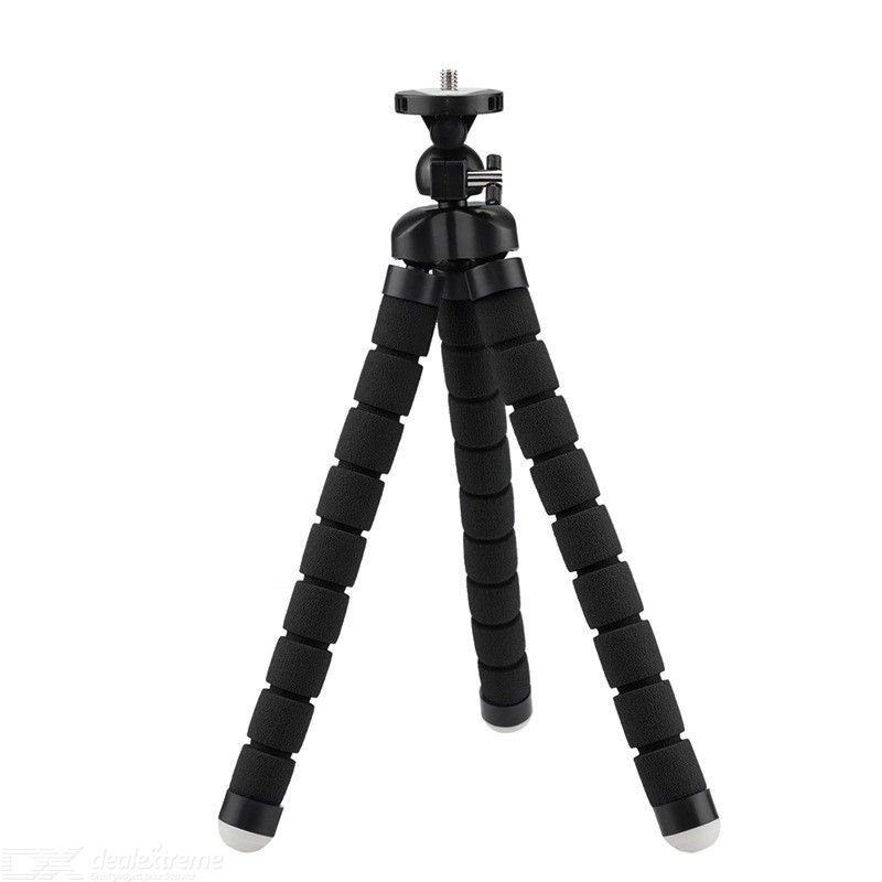 Portable Mini Tripod 6.0MM Compatible Mini Projector Camera Camera Octopus Stand Octopus Phone Stand Phone clip