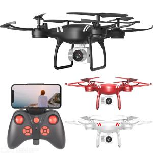 HDRC H15 WIFI Drone Foldable Portable 4-axis Wear Resistance Scratch Resistance Drop Resistance Single Electric Version