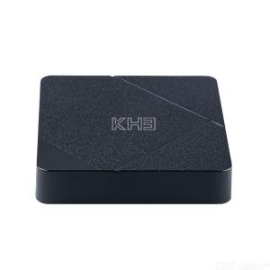 KH3 TV Box 2GB 16GB 100M LAN Android 10.0 2.4G WIFI H313  Quad-core Support OTA