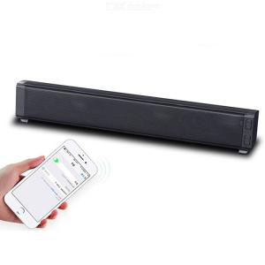 Echo Wall SOUNDBAR Sound Blaster Bluetooth 5.0 Audio Party Speaker Desktop Audio High Power Outdoor Subwoofer