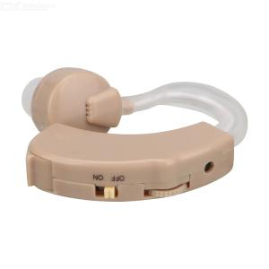 Hearing Aids Sound Amplifier Ear Assist Deaf-aid Audio-phone Mini In-ear Aids For Hearing Loss