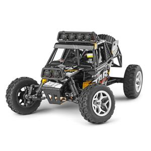 Wltoys 18428 1/18 4WD Desert Off-road Vehicle Toy High Speed RC Truck Electric Remote Control Car Model Single-battery Version