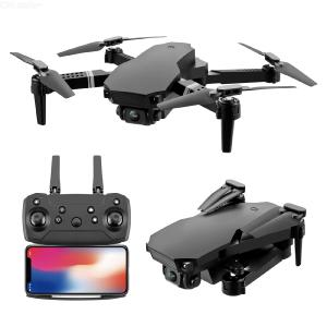 S70 Drone 4K Dual HD Camera 3 Batteries Foldable WIFI FPV  Real-time Transmission Drop Resistance 2.4G Remote Control