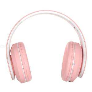 inpods Bomm Macaron Portable Wireless Bluetooth headphones HIFI true stereo sound quality support TF card 3.5mm headset cable