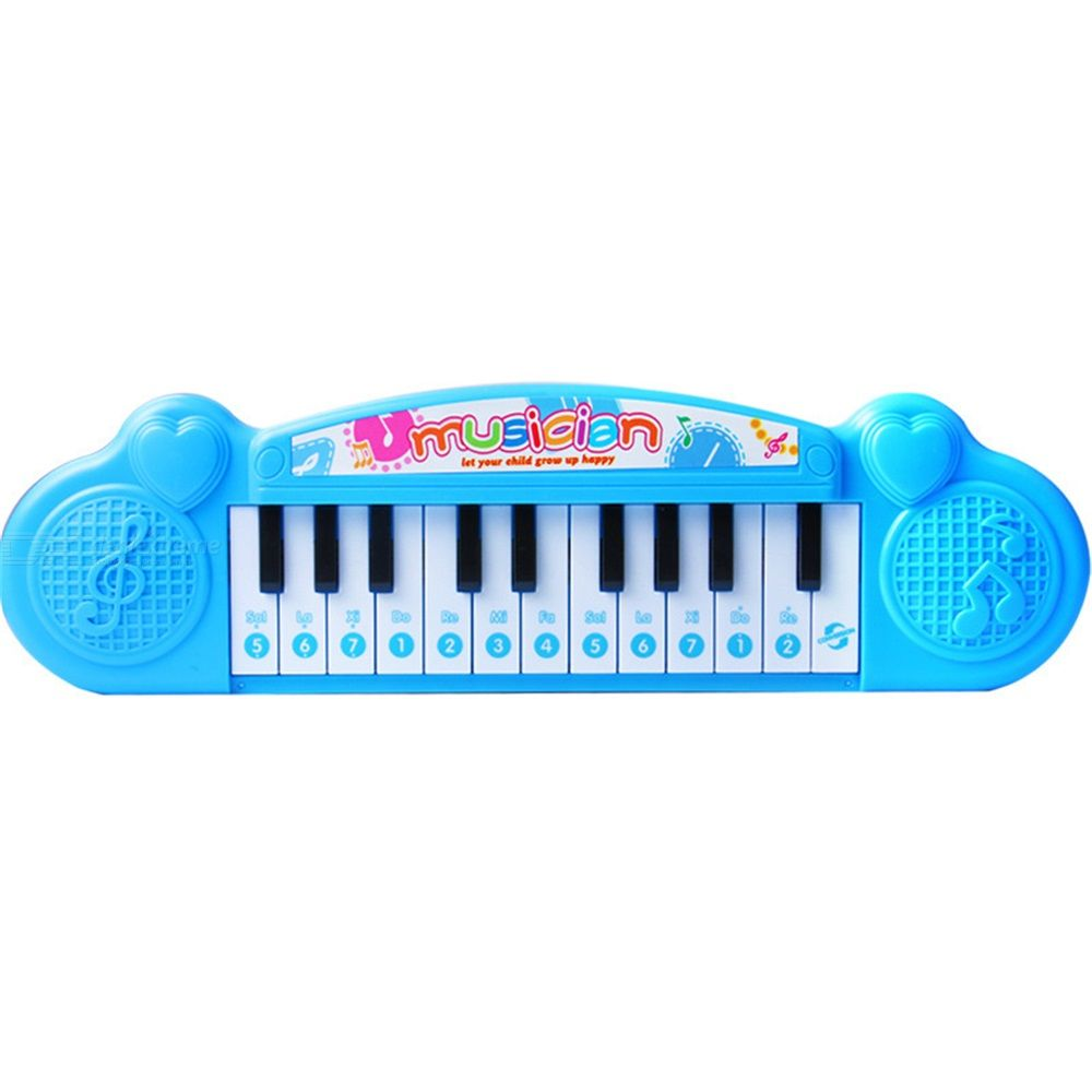 Musical Keyboard For Babies Boys Girls Early Education Toys Vocal Toys Electric Piano Keyboard Toys Toddlers Gift