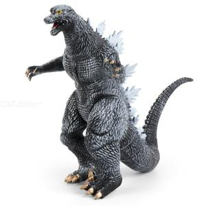Children Toy Simulation Godzilla Anime Toy Hand Model Dinosaur Monster Model Toy Soft Rubber Monster