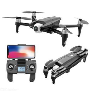 S137 Drone Foldable Portable 5G HD Image Transmission 3-axis Gimbal Camera Anti-fall Anti-collision Single Electric Version