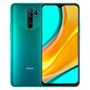 Global Rom Xiaomi Redmi 9  Smartphone Helio G80 13MP AI Quad Camera 6.53 Inch Display 4GB/6GB 64GB/128GB 5020 MAh Battery