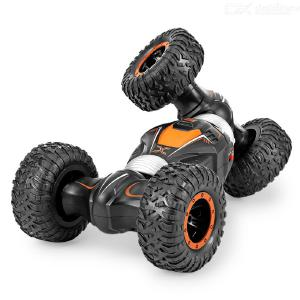 JJRC D838 RC Car FIged High Speed 4WD 2.4GHz Remote Control  Double-Sided Flip Dual Mode Switching Long Battery Life