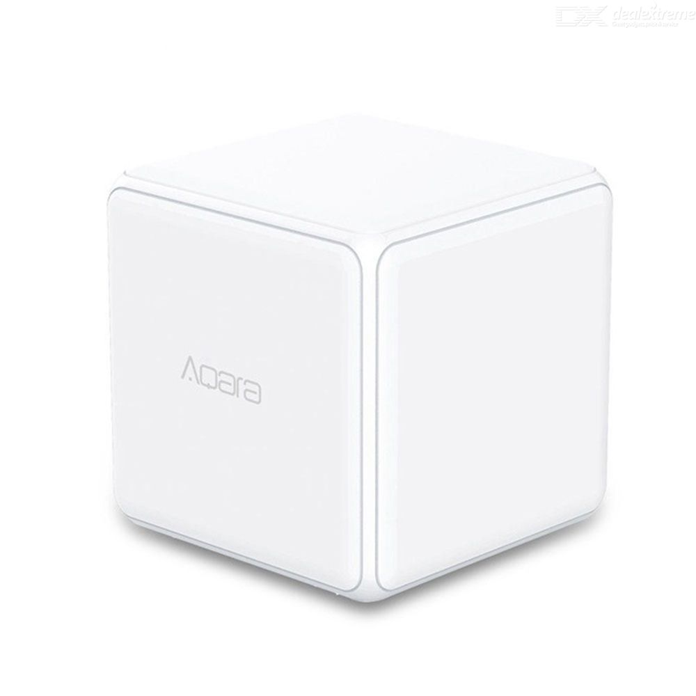 Aqara MFKZQ01LM Magic Cube Controller Zigbee Connection Intelligent Home Controller Six Actions Control For Smart Home Device