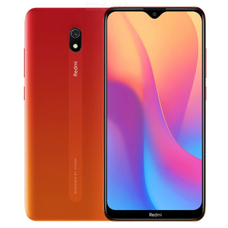 Xiaomi Redmi 8A Mobile Phone 4GB 64GB 6.22inch Snapdragon 439 Octa Core 5000mAh 12MP Camera 18W Fast Charge Dual SIM Face Unlock